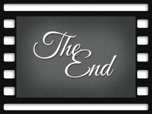 כתובית סוף סרט