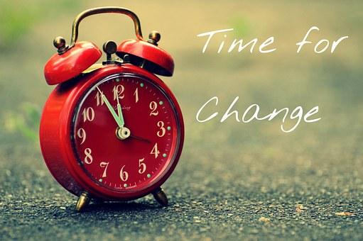 זמן לשינוי