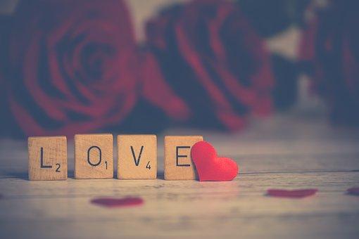 המילה האהבה באנגלית