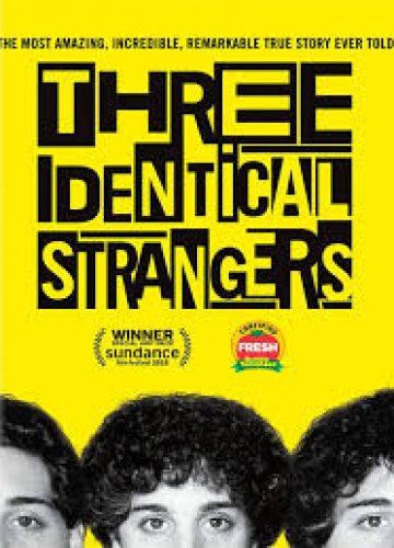 שלושה זרים זהים   THREE IDENTICAL STRANGERS
